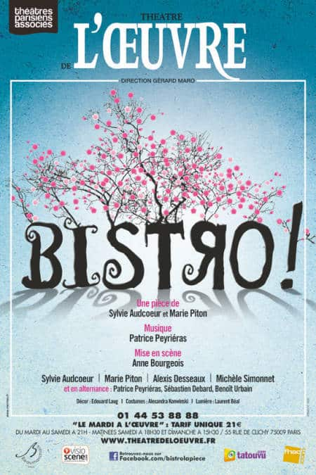 Read more about the article Bistro !